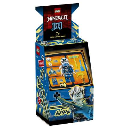 Конструктор LEGO NINJAGO 71715 Игровой автомат Джея