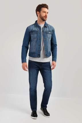 Куртка мужская Finn Flare B19-25000 синяя XL
