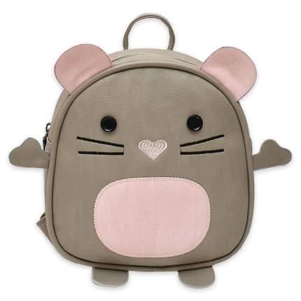 Рюкзак детский Феникс+ Мышка серый