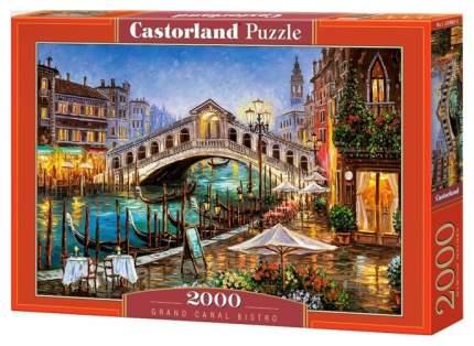 Пазл Castorland Большой канал 2000 элементов