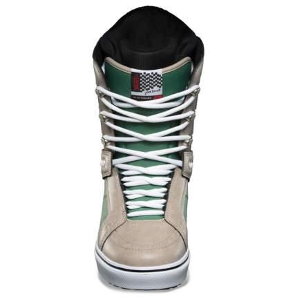 Ботинки для сноуборда Vans Mn Hi-Standard Og 2020, green/khaki, 27