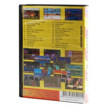 Игровой картридж Sega 25in1 BS25001