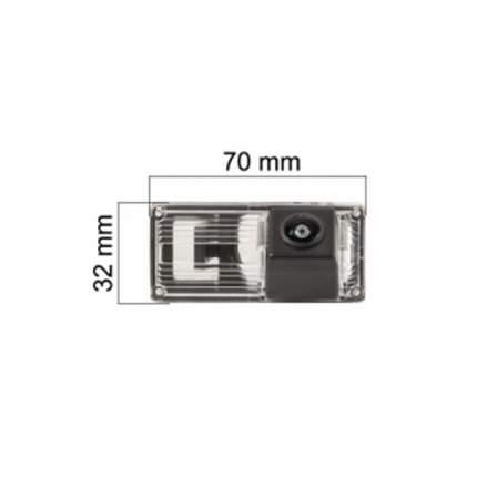 Камера заднего вида AVEL AVS327CPR для Lexus, Toyota