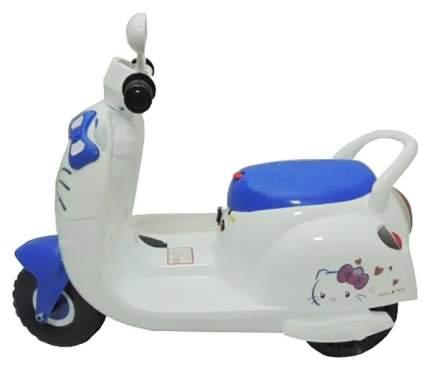 Детский электромотоцикл Jiajia 8040270-B Голубой