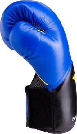 Перчатки боксерские Everlast Elite ProStyle P00001242, 12oz, к/з, синий