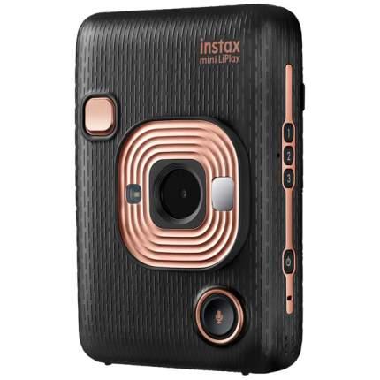 Фотоаппарат моментальной печати Fujifilm Instax Mini HM1 Eleg Black EXD