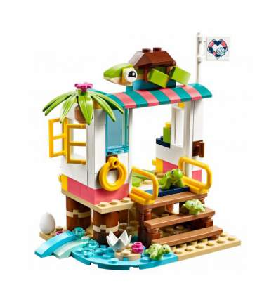 Конструктор LEGO Friends Спасение черепах