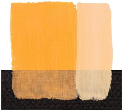 Масляная краска Maimeri Classico желтый яркий темный 60 мл