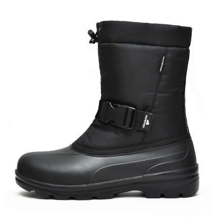 Ботинки для рыбалки Nordman Comfort, черные, 44-45 RU