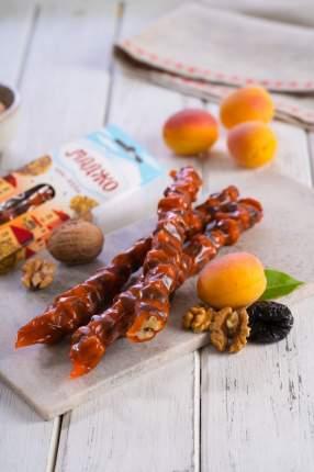 Чурчхела Маджо с грецким орехом и черносливом абрикосовая вакуум 80 г