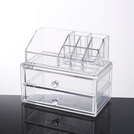 Акриловый органайзер для косметики Homsu на 11 секций Diamond