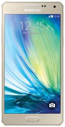 Смартфон Samsung Galaxy A5 16Gb Gold (SM-A500F)