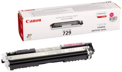 Картридж для лазерного принтера Canon 729 M Magenta