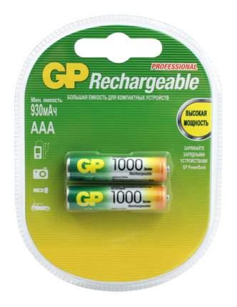 Аккумулятор GP Batteries 100AAAHC-CR2 2 шт