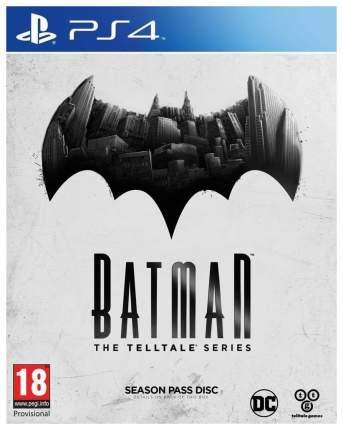 Игра Batman: The Telltale Series для PlayStation 4