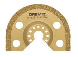 Сегментный пильный диск по прочим материалам для реноватора DREMEL 2615M501JA