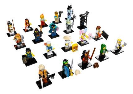 Конструктор LEGO Minifigures Минифигурки LEGO, ЛЕГО фильм: Ниндзяго (71019)