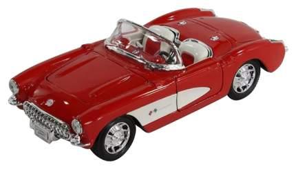 Коллекционная модель Welly Chevrolet Corvette 1957 42360 1:34