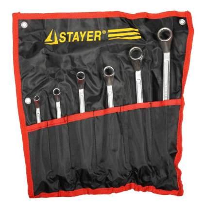 Набор накидных ключей Stayer 27151-H6