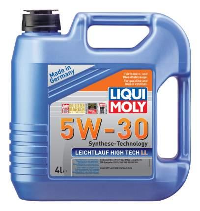 Моторное масло Liqui moly Leichtlauf High Tech LL 5W-30 4л