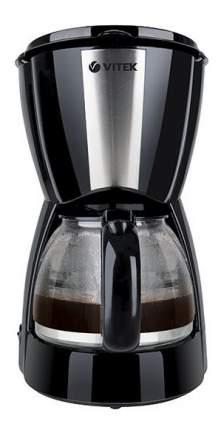 Кофеварка капельного типа VITEK VT-1503 Silver/Black