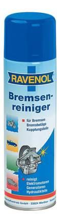 Очиститель тормозов RAVENOL Bremsenreiniger (0.5л) (4014835300576)