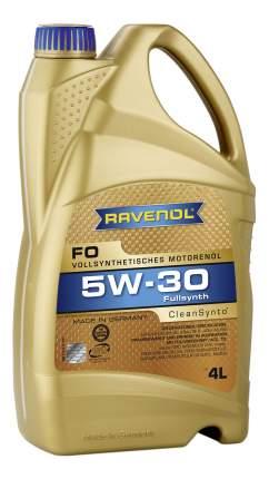 Моторное масло Ravenol FO SAE 5W-30 4л