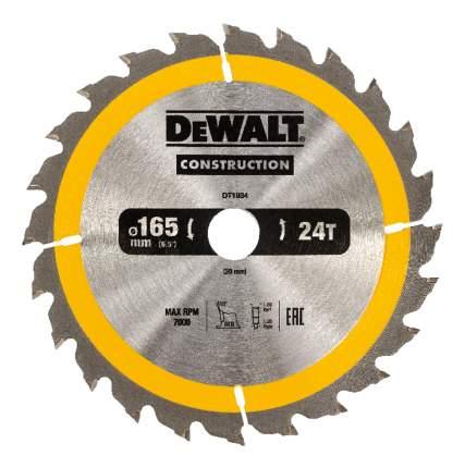Диск по дереву для дисковых пил DeWALT DT1934-QZ