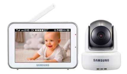 Видеоняня Samsung SEW-3043WP с углом обзора 300 градусов