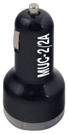 Автомобильное зарядное устройство Mystery MUC-2/2A