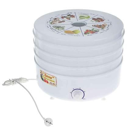 Сушилка для овощей и фруктов Ротор СШ 007 white