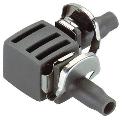 Соединитель для полива Gardena L-образный 4,6 мм 08381-29.000.00