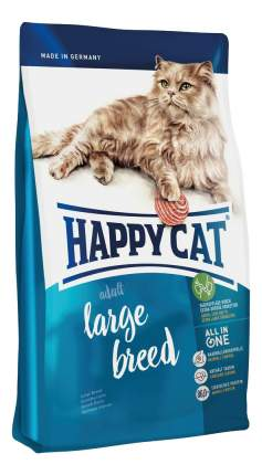 Сухой корм для кошек Happy Cat Fit & Well, Large Breed, для крупных пород, птица, 1,4кг