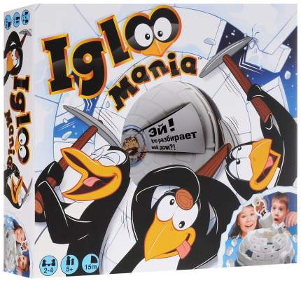 Логическая игра Ooba Иглу Мания GWD001