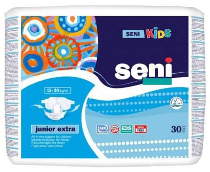 Подгузники Seni Kids Junior Extra (15-30 кг), 30 шт.