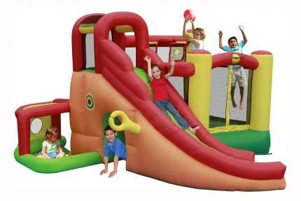 Батут Happy Hop Надувной с горкой Игровой центр 11 в 1