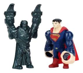Игровой набор Mattel inc DC Comics Superman: Man Of Steel