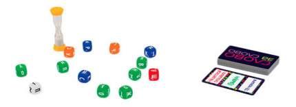Семейная настольная игра Zvezda Слово за слово