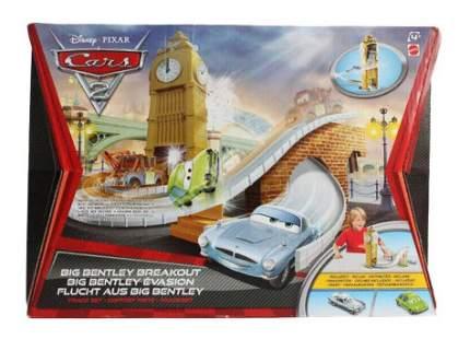Автотрек Disney Cars Трек c машинкой
