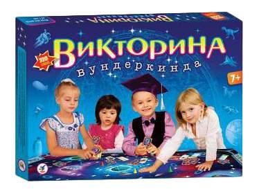 Семейная настольная игра Дрофа Викторина вундеркинда 2580