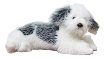 Мягкая игрушка SOYA Щенок породы пастушьей собаки, 38x24x20 см