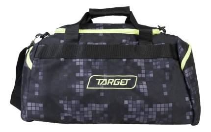 Дорожная сумка Target Black Fluo черная 55 x 30 x 27