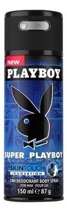 Дезодорант-антиперспирант Playboy Super 150 мл для мужчин