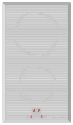 Встраиваемая варочная панель индукционная Zigmund & Shtain CIS 030.30 WX White