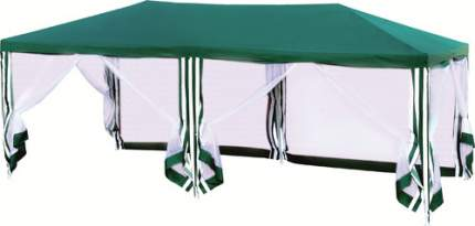 Садовый шатер Green Glade 1056 600 х 300 см
