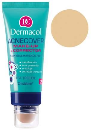 Тональный крем Dermacol Acnecover Make-Up With Corrector 1279B
