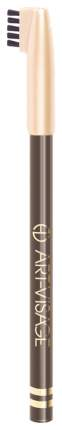 Карандаш для бровей ART-VISAGE 402 Темно-серый