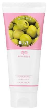 Средство для умывания Holika Holika Daily Fresh Olive Cleansing Foam 150 мл