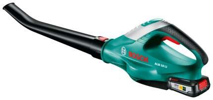 Аккумуляторная воздуходувка Bosch ALB 18 Li