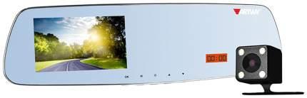 Салонное зеркало заднего вида с регистратором Artway Радар детектор, GPS MD-165